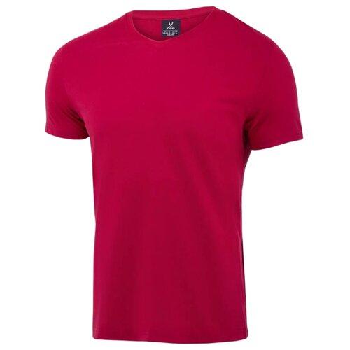 Футболка Jogel размер XS, красный платье oodji ultra цвет красный белый 14001071 13 46148 4512s размер xs 42 170