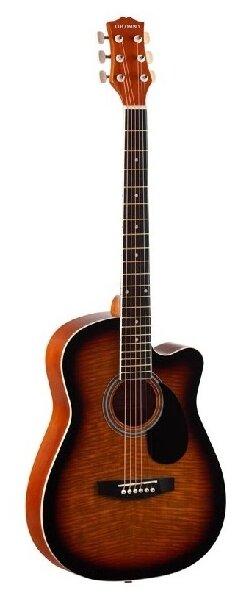 Гитара вестерн Colombo LF-3800CT SB