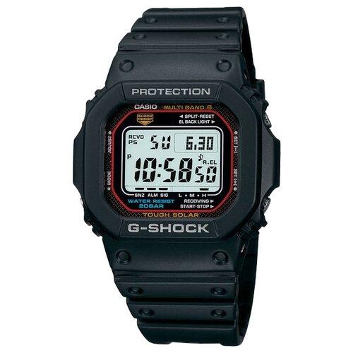 Наручные часы CASIO GW-M5610-1E casio часы casio hs 80tw 1e коллекция digital