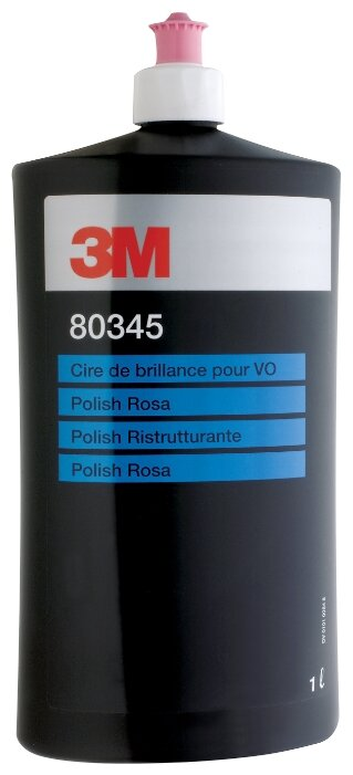 3M паста полировочная для кузова 80345, 1 кг