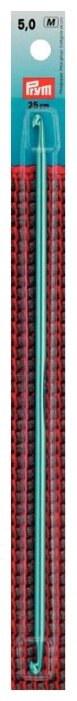Крючок Prym тунисский 195286 диаметр 5 мм, длина25 см