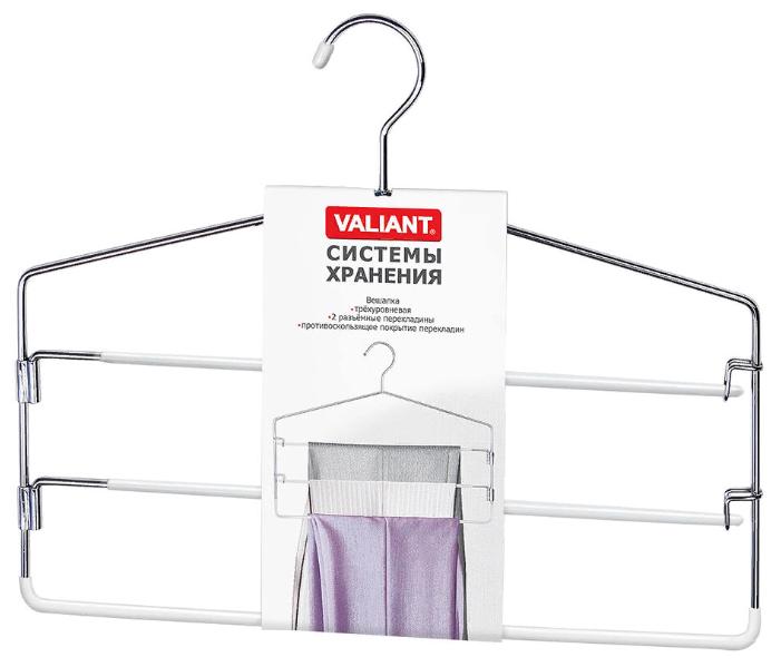 Вешалка Valiant Металлическая трехуровневая WH 8183015