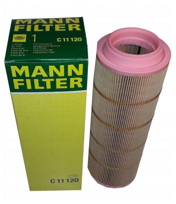 Цилиндрический фильтр MANNFILTER C11120