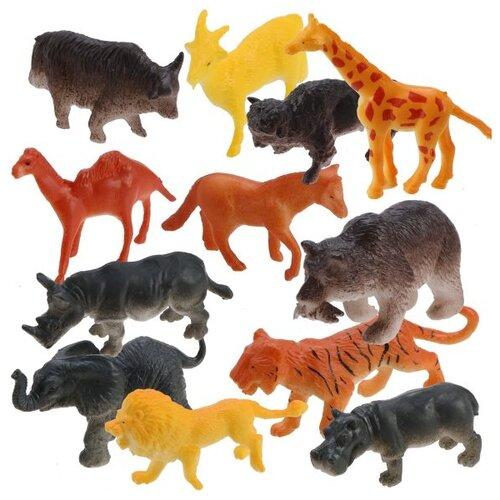 Купить Фигурки Shantou Gepai Jungle Animal 635671, Игровые наборы и фигурки