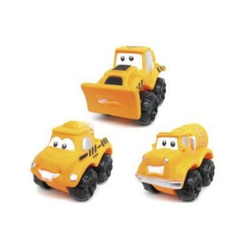Набор для ванной S+S Toys Транспорт (100680032) желтый likeu s no6 желтый
