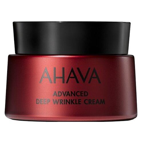 Купить Крем AHAVA Apple of Sodom Advanced Deep Wrinkle Cream против глубоких морщин для лица и шеи 45+, 50 мл