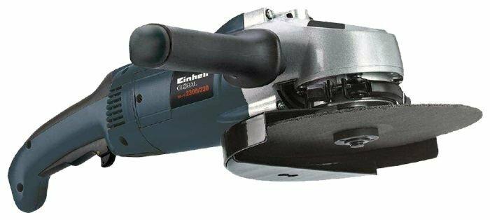 УШМ Einhell WS-PG 2300/230, 2300 Вт, 230 мм