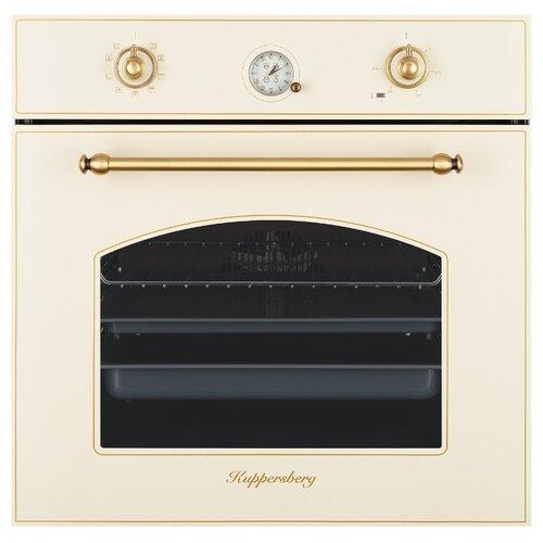 Электрический духовой шкаф Kuppersberg SR 609 C Bronze встраиваемый электрический духовой шкаф kuppersberg rc 699 c gold