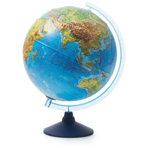 Глобус физико-политический Globen Классик Евро 250 мм (Ве022500261) синий