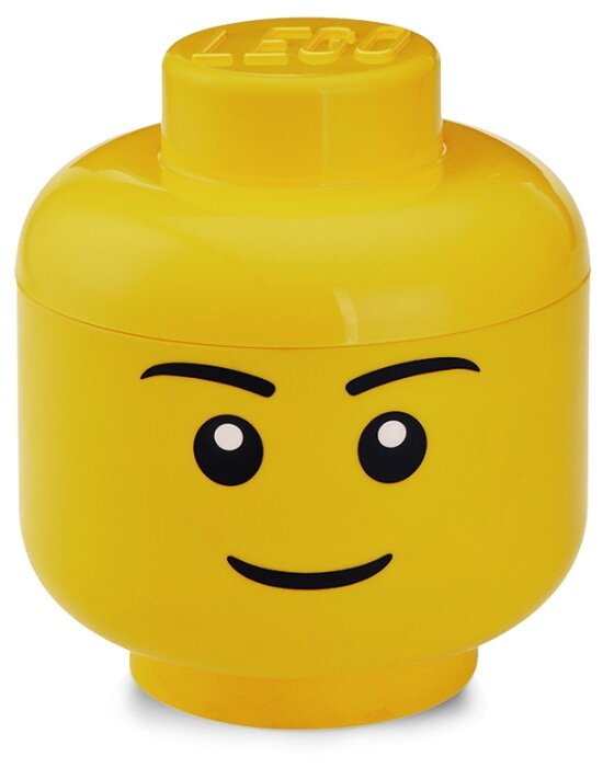 Контейнер LEGO Storage Head Small Boy