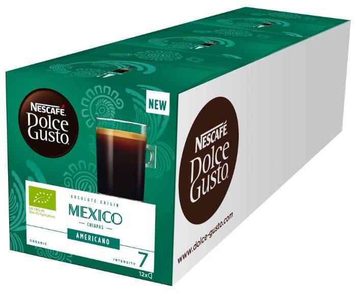 Nescafe Dolce Gusto Mexico Americano (36 капс.)