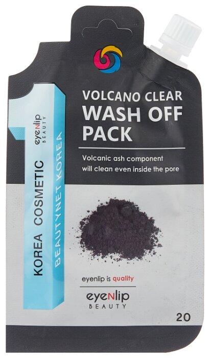 Eyenlip Маска очищающая с вулканическим пеплом Volcano Clear Wash Off Pack