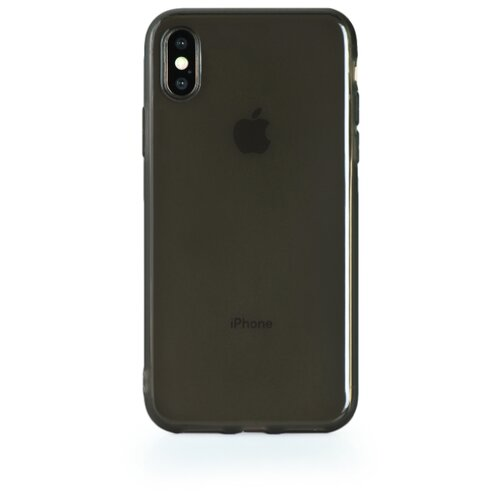 Купить Чехол Gurdini Matte Series для Apple iPhone XS Max черный
