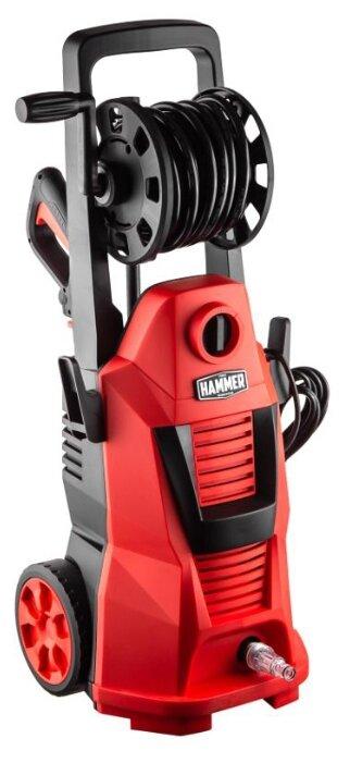 Мойка высокого давления Hammer MVD2000C 2 кВт
