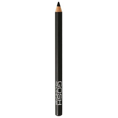 GOSH Карандаш для глаз Kohl Eye Liner, оттенок 1-black max factor карандаш для глаз kohl pencil оттенок 060 ice blue