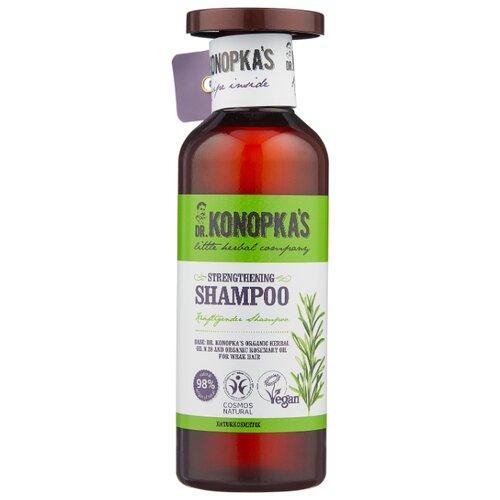 Dr. Konopka's шампунь укрепляющий 500 мл dr konopka s шампунь питательный 500 мл