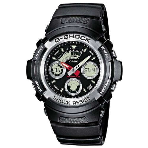 Наручные часы CASIO AW-590-1A casio casio aw 80 1a