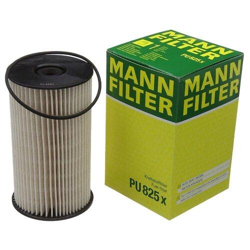 Фильтрующий элемент MANNFILTER PU825X