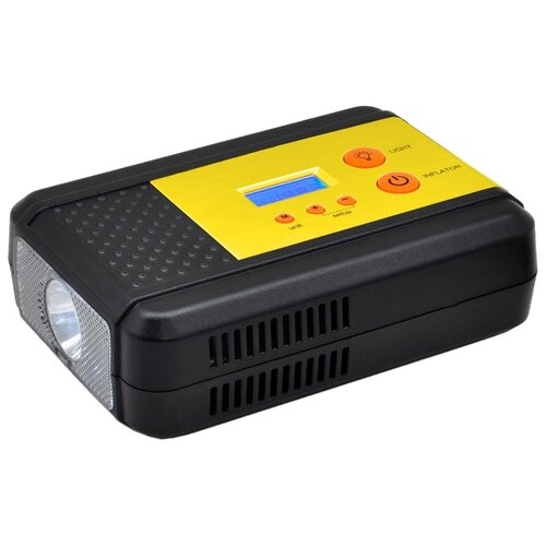 Автомобильный компрессор Качок К40 желтый