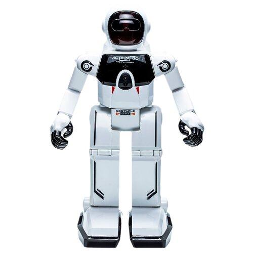 Купить Интерактивная игрушка робот Silverlit Programme-a-Bot белый/черный, Роботы и трансформеры