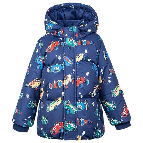 Купить Куртка playToday размер 86, синий, Куртки и пуховики
