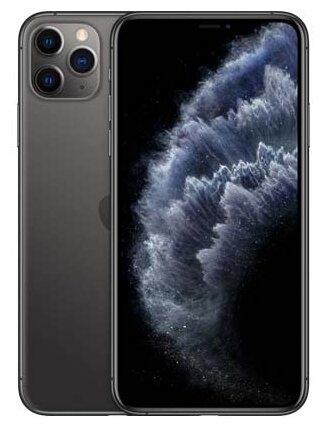 Купить Смартфон Apple iPhone 11 Pro Max 64GB серый космос (MWHD2RU/A) по низкой цене с доставкой из Яндекс.Маркета - Что положить под ёлочку?