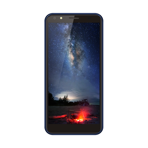 Смартфон Nobby X800 синий (NBP-X8-55-02)