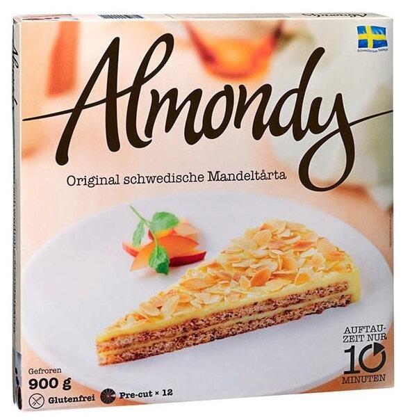 Almondy Торт миндальный, 900 г