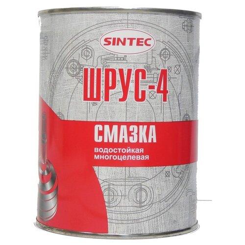 Автомобильная смазка SINTEC Шрус-4 0.8 кг