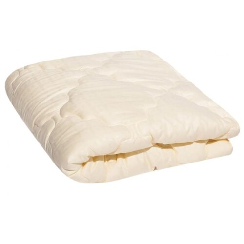 Купить Одеяло DREAM TIME ДТ-ОМШ-Д-О-10 110х140 см бежевый, Покрывала, подушки, одеяла