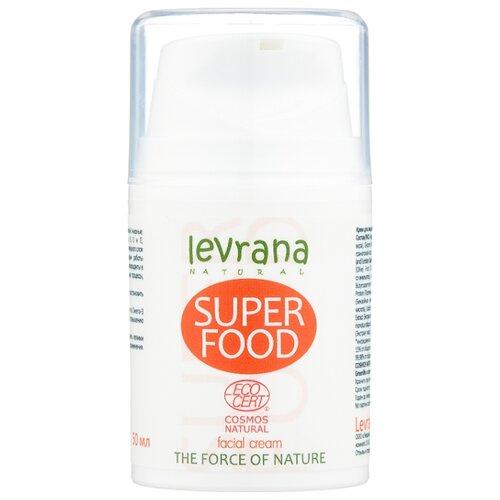 Levrana SUPER FOOD крем для лица, 50 мл levrana ночной крем для лица черника 50 мл