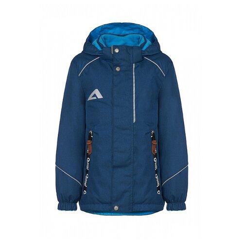 Фото - Куртка Oldos размер 86, синий свитшот oldos размер 86 синий