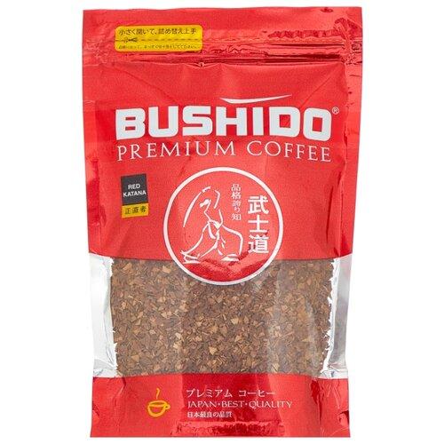 Кофе растворимый Red Katana, пакет, 75 г