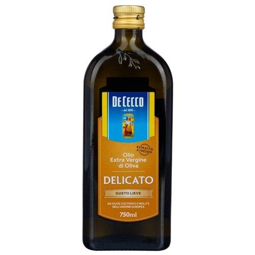 De Cecco Масло оливковое Delicato 0.75 л de cecco масло оливковое рафинированное 1 л