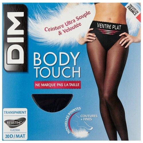 Колготки DIM Body Touch Ventre Plat 20 den, размер 2, noir (черный) fra0109 plat sv0108 2