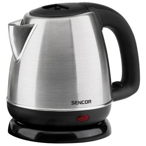 Фото - Чайник Sencor SWK 1031SS, silver чайник электрический sencor swk 1031ss