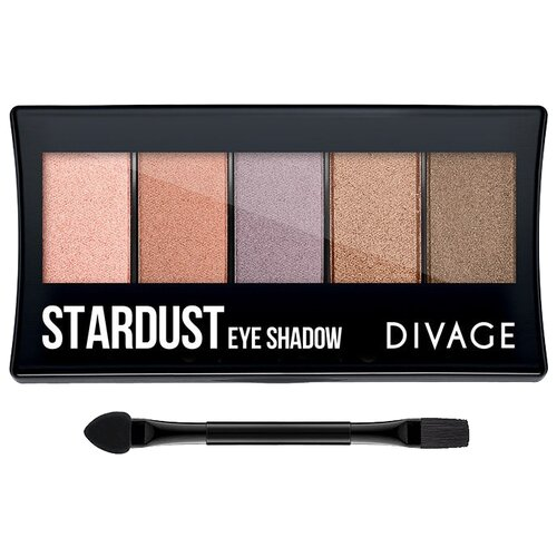 DIVAGE Палетка теней Palettes Eye Shadow Stardust
