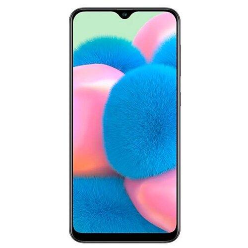 Смартфон Samsung Galaxy A30s 64GB черный (SM-A307FZKVSER) смартфон samsung galaxy a30s 32 гб фиолетовый