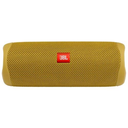Купить Портативная акустика JBL Flip 5 желтый