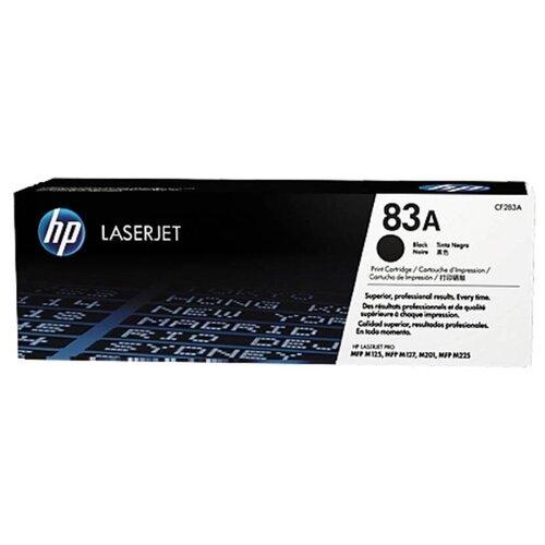 Фото - Картридж ориг. HP CF283A (№83A) черный для LJ Pro M201/MFP M225/M127/M125 (1500стр), цена за штуку, 201091 картридж ориг hp c9722a желтый для color lj 4600 4650 8стр цена за штуку 83733