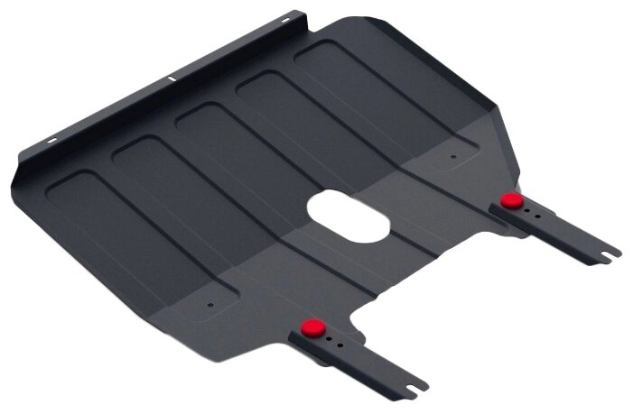 Защита картера двигателя и коробки передач Автоброня 111.00918.1 для Chery