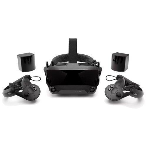 Фото - Шлем виртуальной реальности Valve Index VR Kit, черный очки виртуальной реальности veila vr shinecon с наушниками 3383
