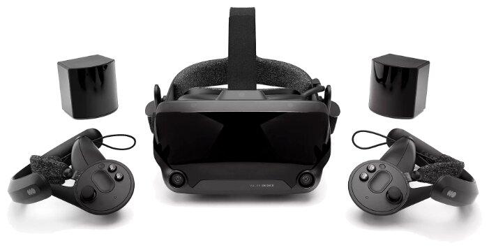 Шлем виртуальной реальности Valve Index VR Kit фото 1