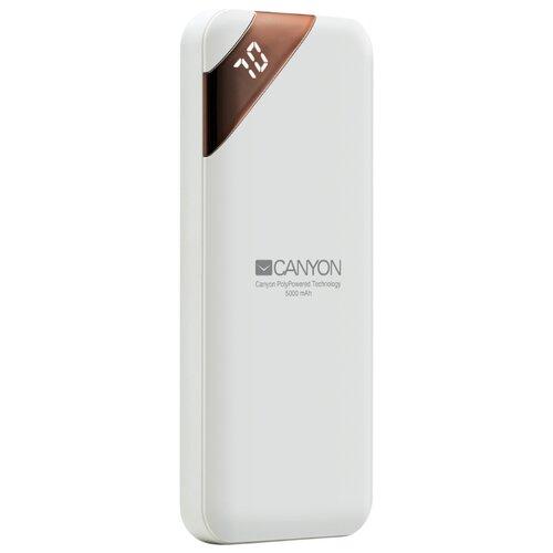 Аккумулятор Canyon CNE-CPBP5, белый