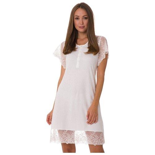 цена Сорочка Monamise размер XL кремовый онлайн в 2017 году