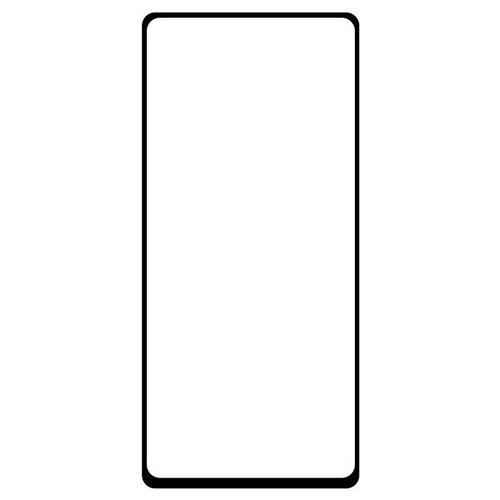 Защитное стекло Krutoff Group Full Glue для Samsung Galaxy A71 черный/прозрачный printio sheriff