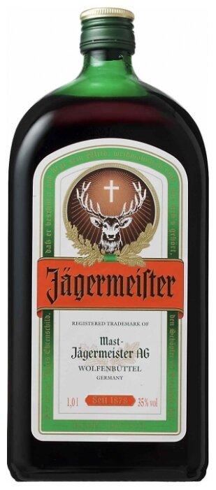 Ликер Jagermeister 1 л