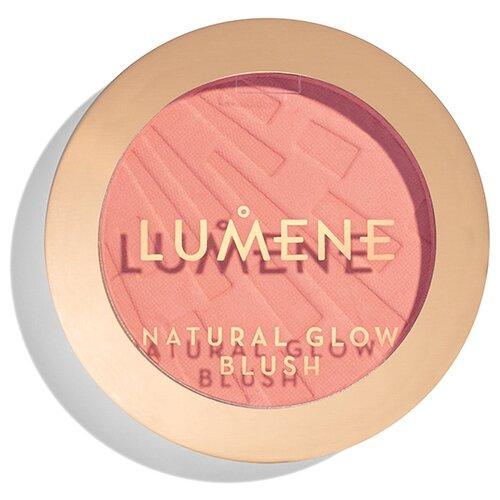 Lumene Румяна Natural Glow 2 Rosy Glow lumene румяна natural glow 4 г lumene blush