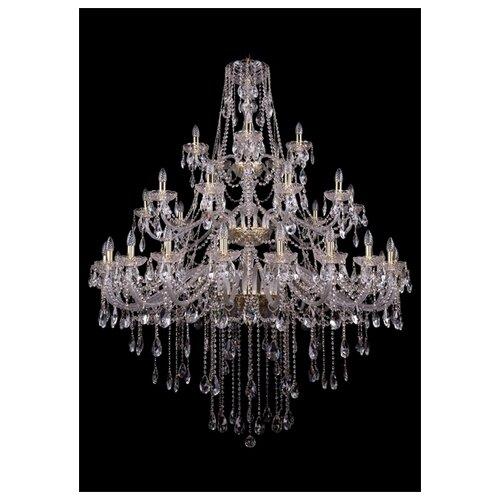 Фото - Люстра Bohemia Ivele Crystal 1415 1415/20+10+5/530/3d/G, E14, 1400 Вт люстра bohemia ivele crystal 1415 1415 20 10 5 400 xl 180 3d g e14 1400 вт