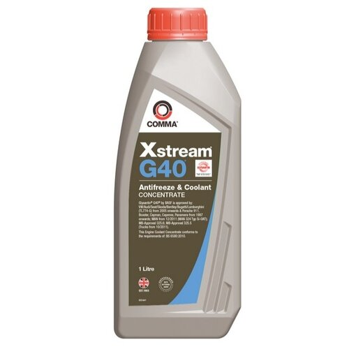Антифриз Comma Xstream G40 Concentrate 1 л